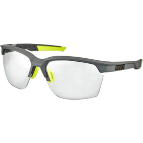 100% Sportcoupe Gafas, soft tact cool grey/photochromic